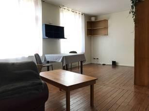 Location meublée appartement 2pièces 50m² Maubeuge (59600) - 450€