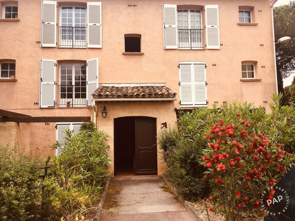 Vente Appartement Saint-Raphael (83) 50m² 142.000€