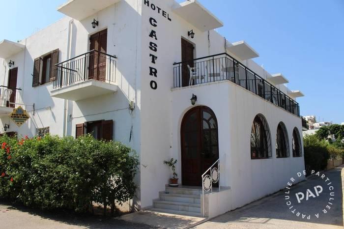 Vente et location Fonds de commerce Hôtel En Grèce  800.000€