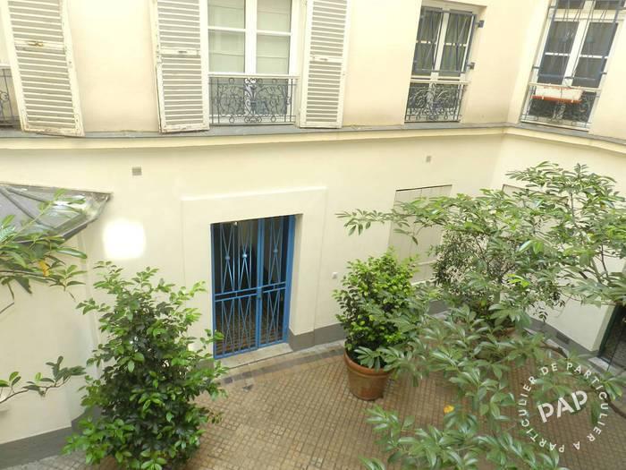 Vente appartement studio Paris 7e