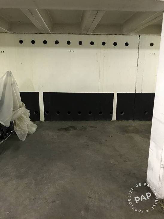 Location Garage, parking Paris 13E  80 €