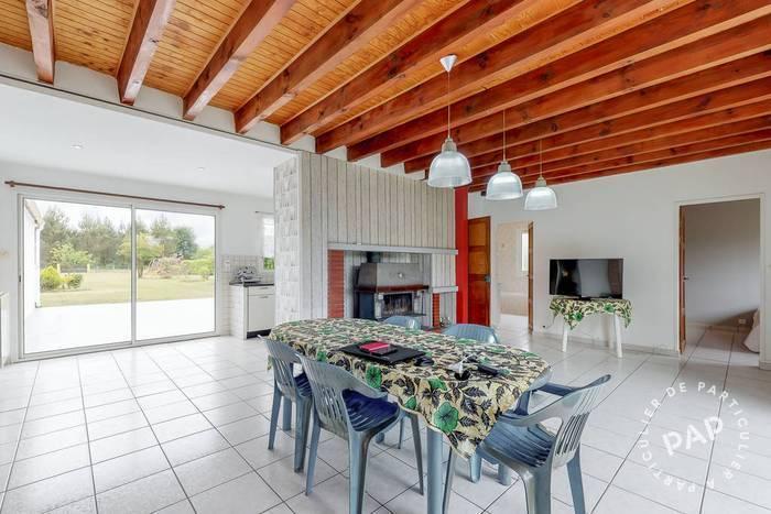 Vente maison 9 pièces Carcen-Ponson (40400)