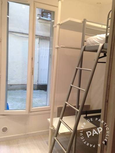 Location appartement studio Paris 5e