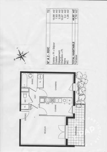 Vente appartement 2 pièces Balma (31130)
