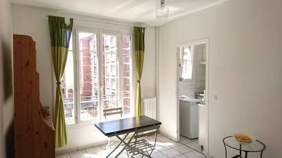 Location meublée appartement 2pièces 34m² Asnieres-Sur-Seine (92600) - 920€