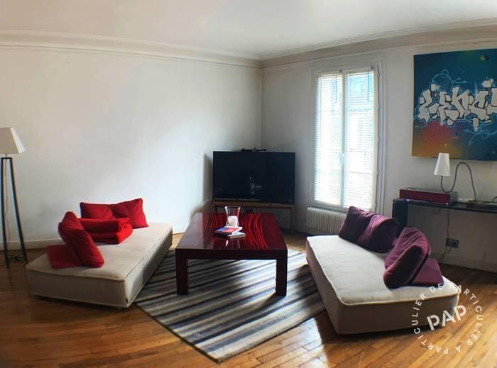 Vente Appartement Issy-Les-Moulineaux (92130) 83m² 730.000€