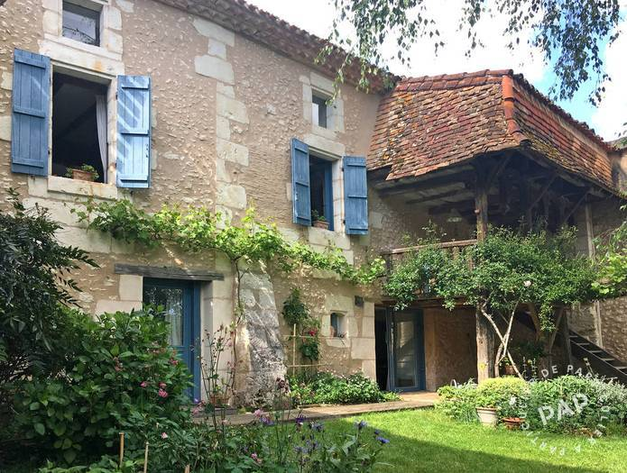 Vente Maison Saint-Leon-Sur-L'isle (24110) 304m² 381.600€