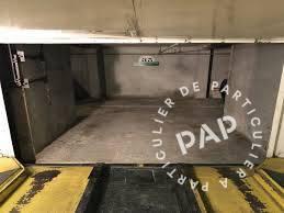 Vente Garage, parking Paris 16E