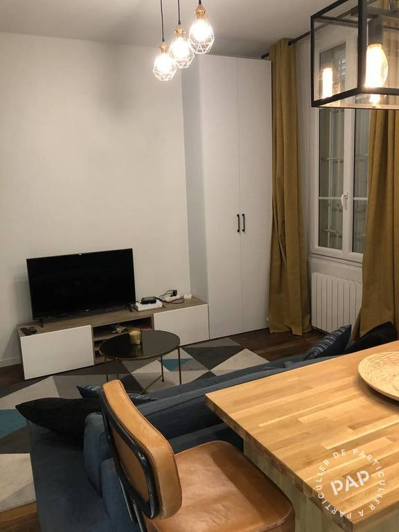 Location immobilier 1.950 € Paris 16E