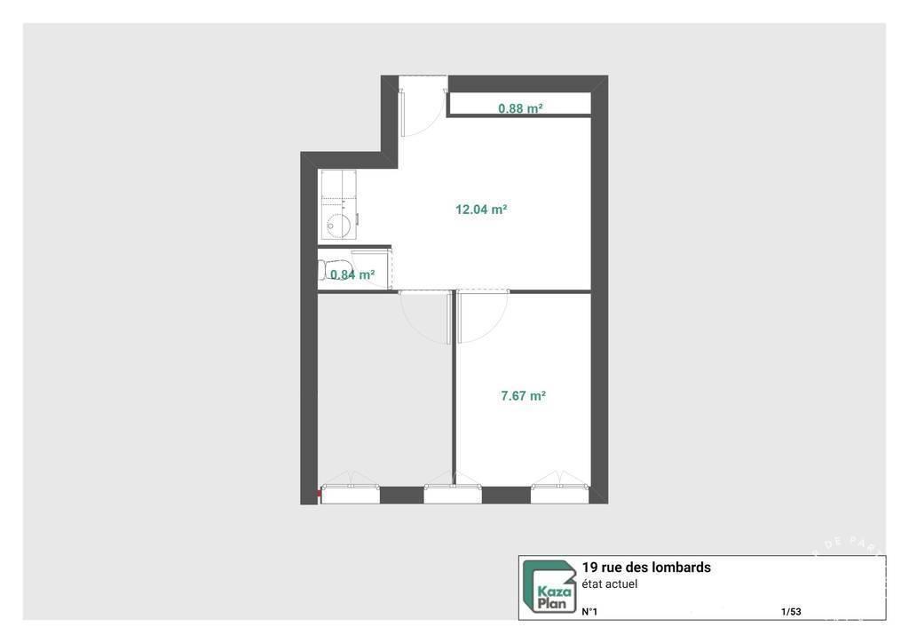Vente immobilier 784.900€ Paris 2E