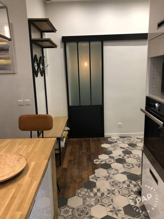 Appartement Paris 16E 1.950 €