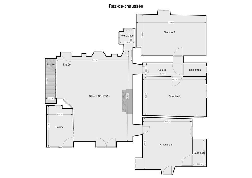 Vente Maison Nieulle-Sur-Seudre (17600) 174m² 305.000€