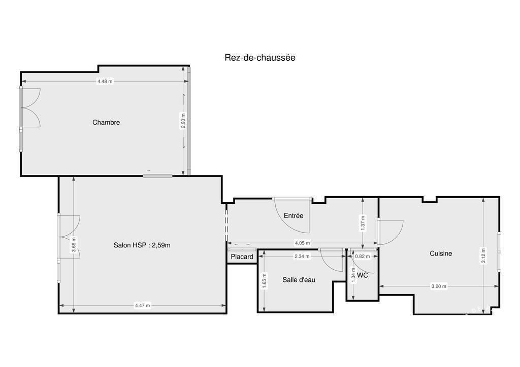 Vente Appartement 2 Pieces 55 M Perpignan 66 55 M