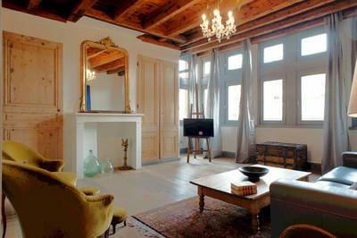 Location meublée appartement 3pièces 69m² Lyon 5E - 1.420€
