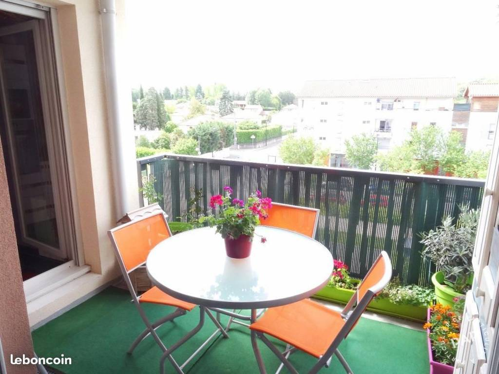 Vente Appartement Meyzieu (69330) 61m² 196.000€