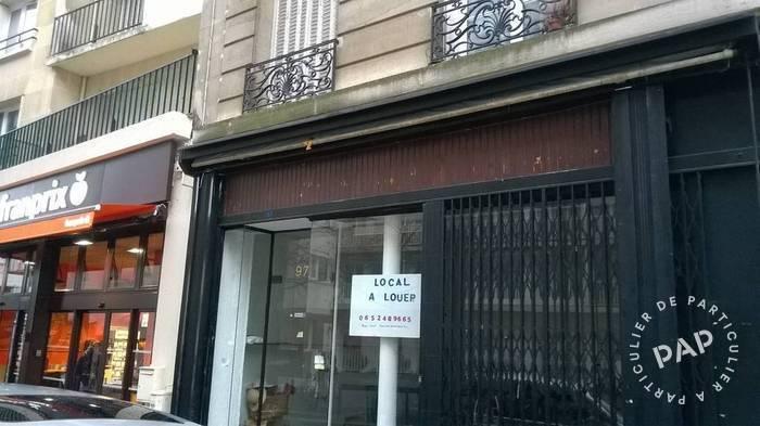 Location Bureaux et locaux professionnels Paris 13E 40m² 2.150€