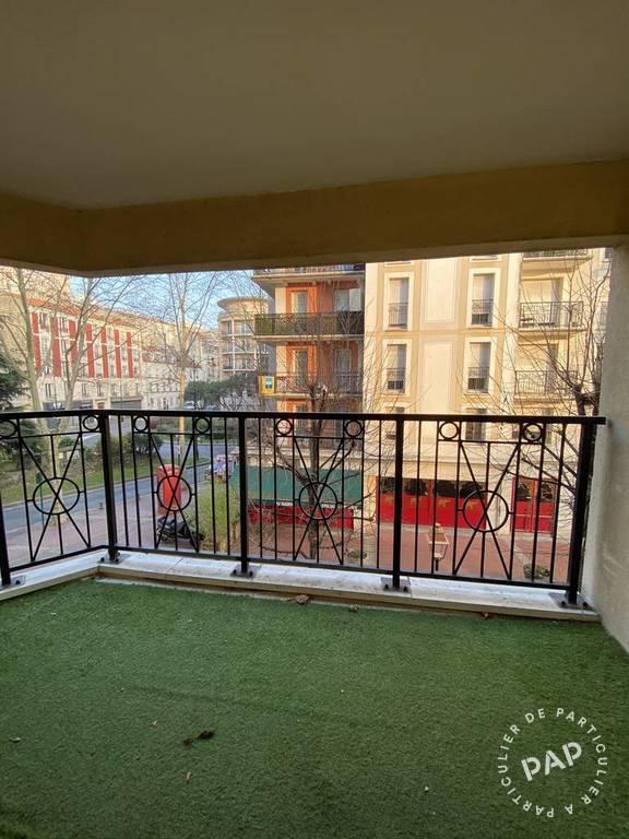 Vente Appartement Saint-Maurice (94410) 85m² 575.000€