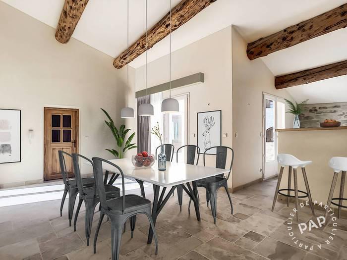Vente appartement 4 pièces Saint-Étienne-de-l'Olm (30360)