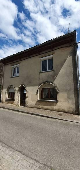 Vente maison 180m² Sauveterre-De-Guyenne (33540) - 209.000€