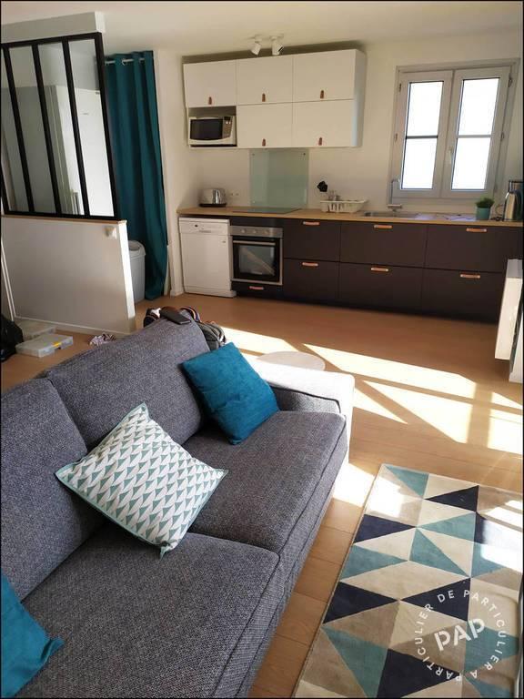 Location appartement studio Montigny-le-Bretonneux (78180)