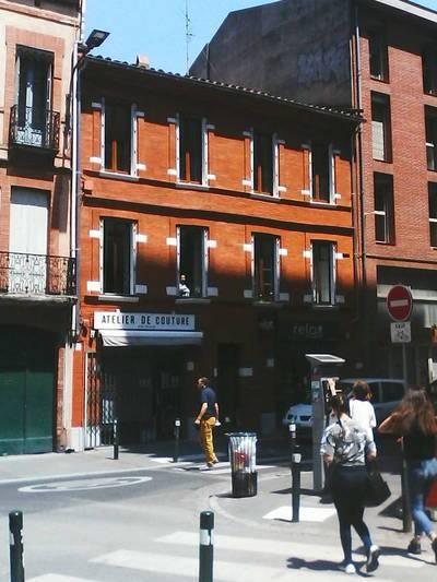 Location appartement 3pièces 83m² Toulouse - 823€