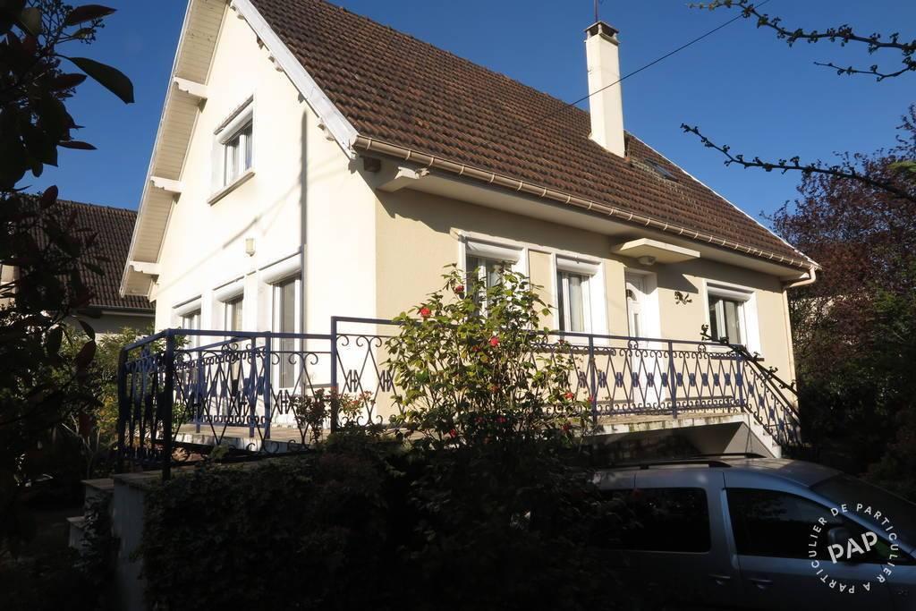Vente Maison Sainte-Genevieve-Des-Bois (91700) 138m² 489.000€