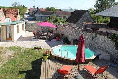 Vente maison 190m² Gaubertin - 234.000€
