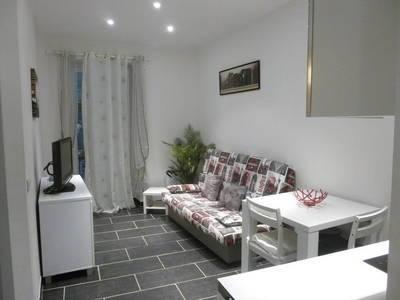 Location meublée appartement 2pièces 31m² Nice - 740€