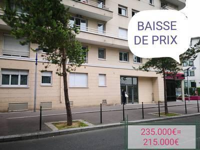 Vente studio 30m² Clichy - 235.000€