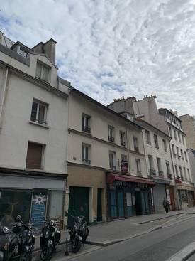 Vente appartement 3pièces 38m² Paris 11E - 370.000€