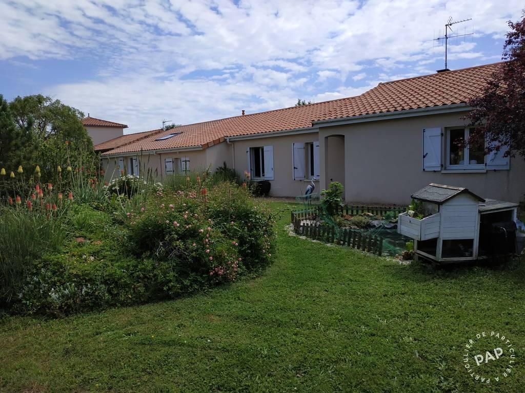 Vente Maison Quincay (86190) 190m² 295.000€