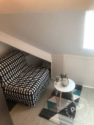 Vente appartement studio Paris 9e