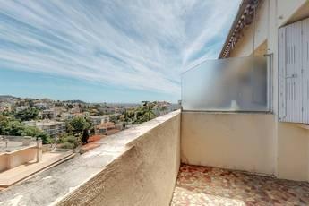 Vente appartement 3pièces 45m² Nice (06) - 230.000€