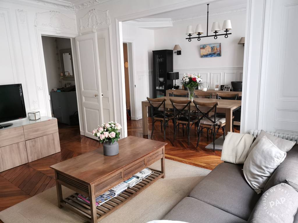 Vente Appartement Paris 17E 78 m² 945.000 €