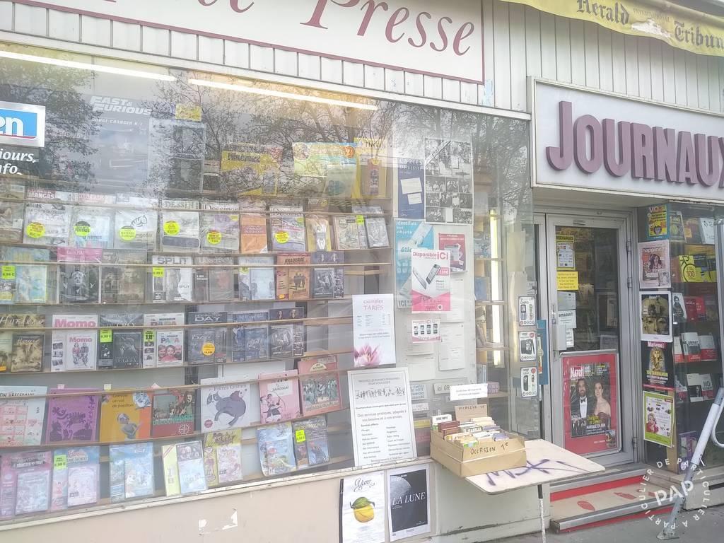 Vente Local commercial Paris 11E