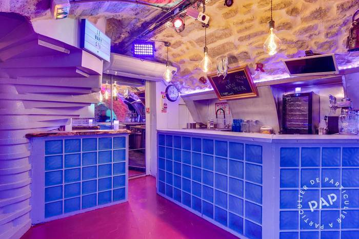 Vente Local commercial Paris 2E