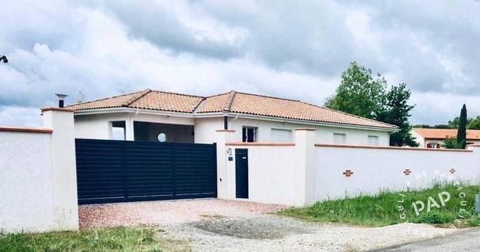 Vente Maison Montaigut Sur Save À 25 Min De Toulouse