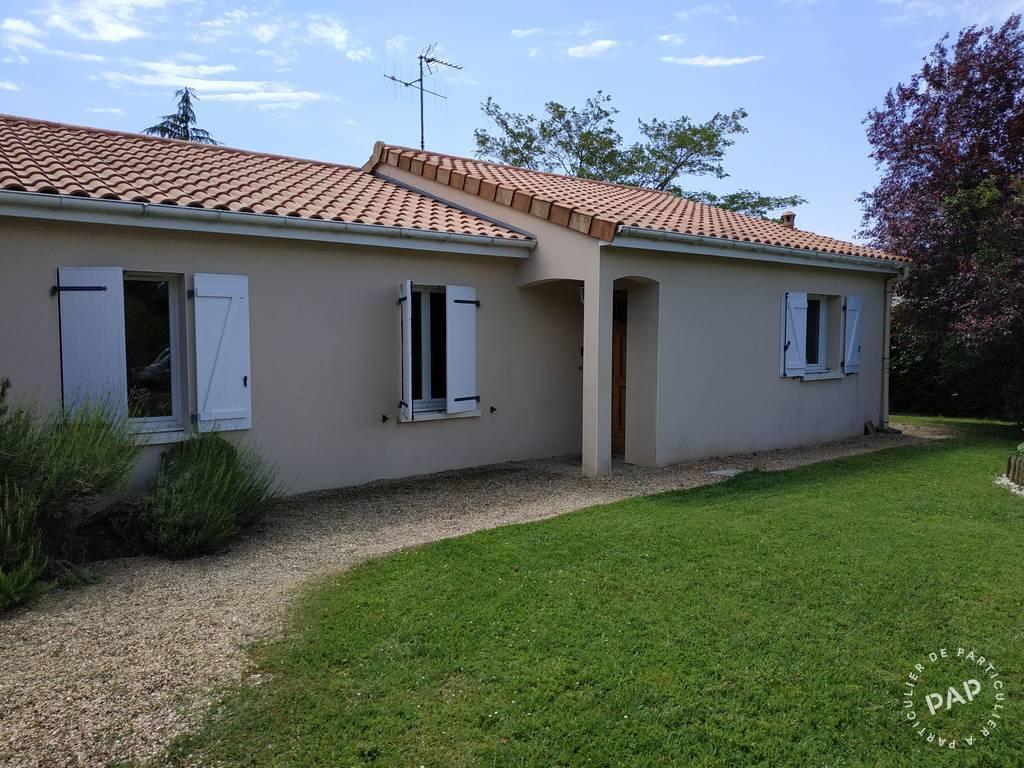 Vente Maison Quincay (86190)