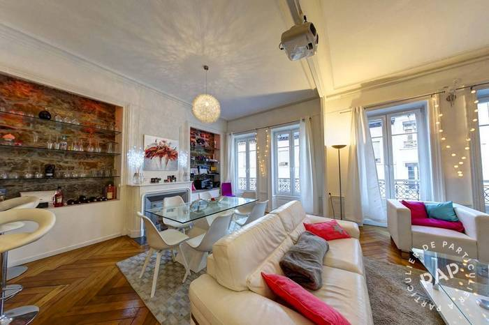 Vente immobilier 665.000€ Lyon 6E