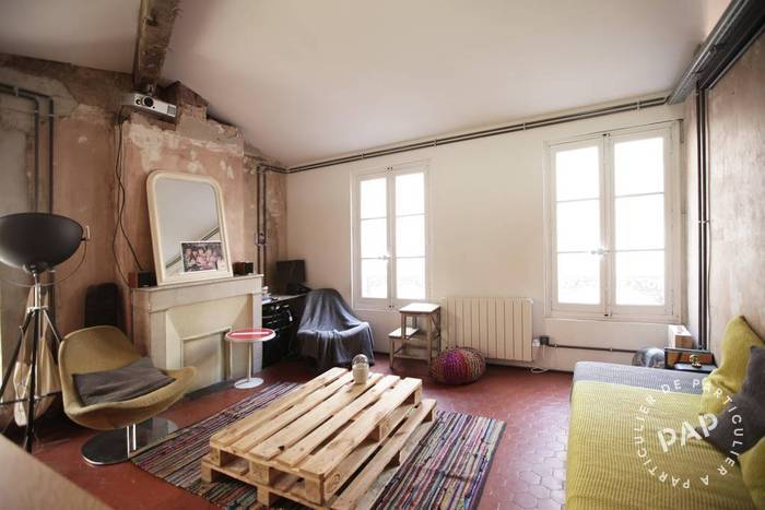 Vente et location immobilier 185.000€ Marseille 6E