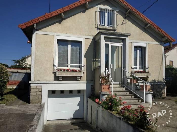 Vente immobilier 345.000€ Sannois (95110)