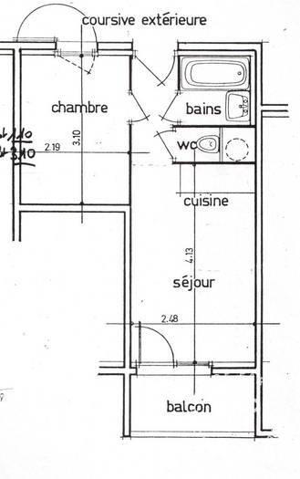 Immobilier Chateau-Bernard (38650) 22.000€ 21m²