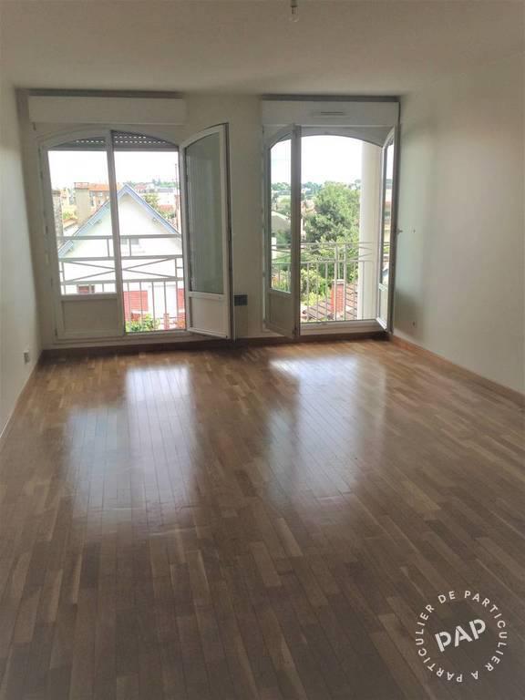 Immobilier Les Pavillons-Sous-Bois 1.225€ 62m²