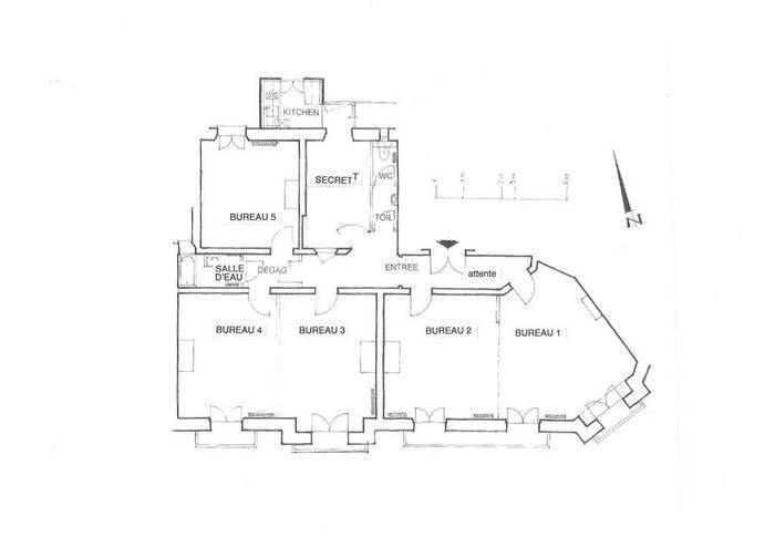 Appartement 128m²