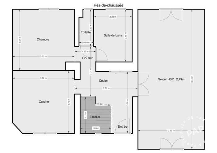 Vente Maison Celles-Sur-Aisne (02370)