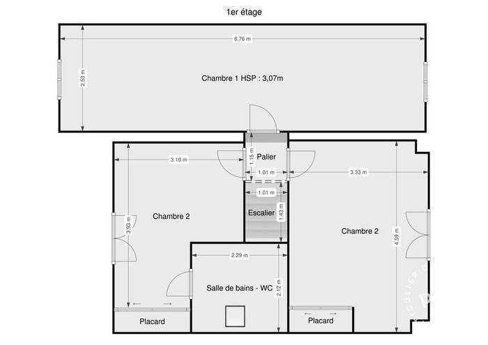 Vente immobilier 367.000€ Argenteuil (95100)