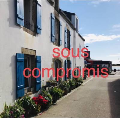 Vente maison 140m² Étel - 300.000€