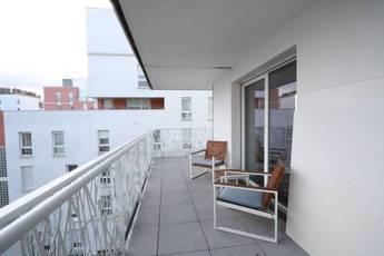 Vente appartement 4pièces 80m² Cergy (95) - 259.000€