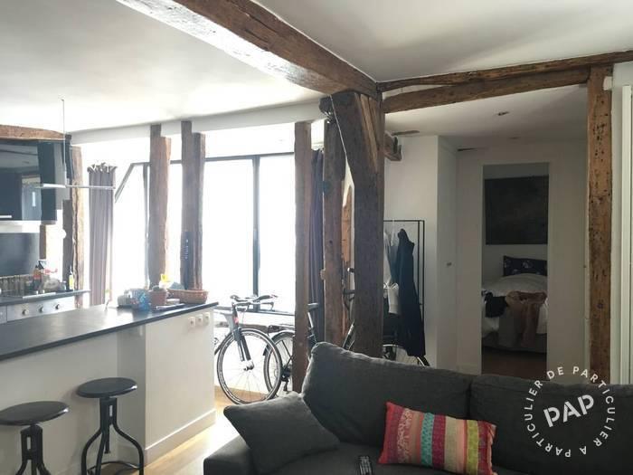 Vente Appartement Paris 6E 40m² 700.000€