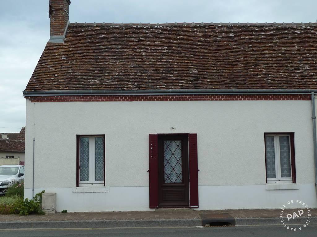 Vente maison 3 pièces Selles-Saint-Denis (41300)